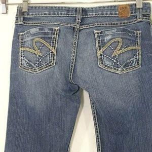 BKE Buckle Stella Bootcut Jeans Stretch Size 28